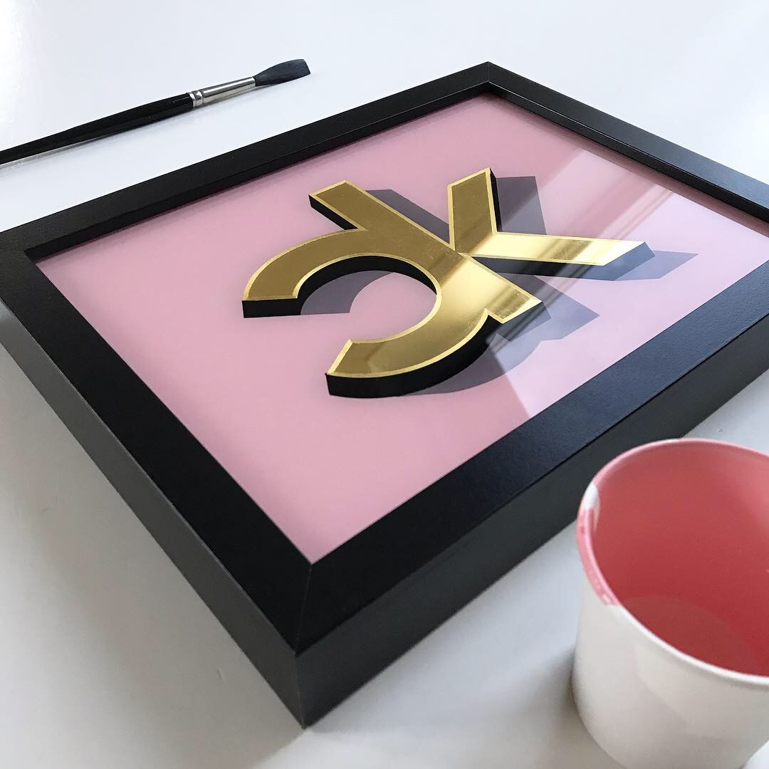 Goldleaf logo