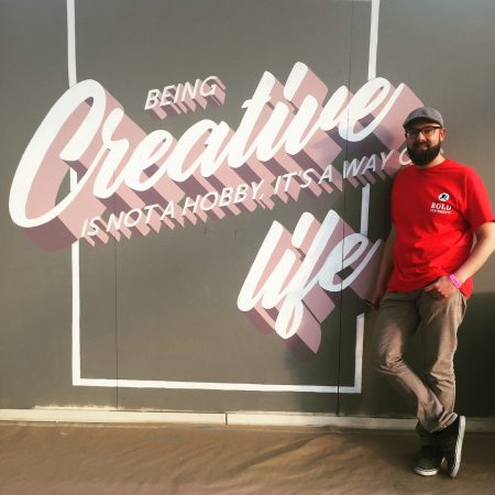 Creative Life Mural by Bold Statements 02